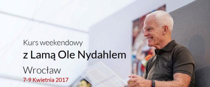 Wykłady Lamy Ole Nydahla we Wrocławiu